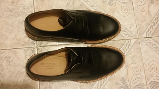Bostonian Impression #leather #black #padded Insole Tan Formal Image 1