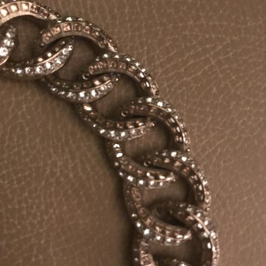 Chanel Chunky Chain Link Logo Image 2