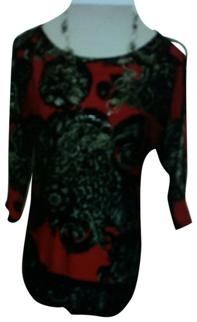 Cache Top Black / Red Image 0
