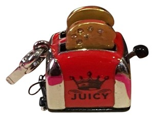 Juicy Couture NWT!! JUICY COUTURE SUPER RARE WORKING TOASTER CHARM!