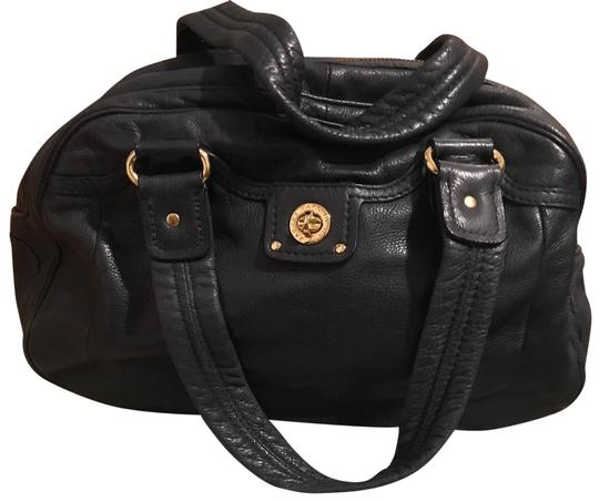 Preload https://img-static.tradesy.com/item/24633322/marc-by-marc-jacobs-bowler-navy-leather-satchel-0-1-540-540.jpg