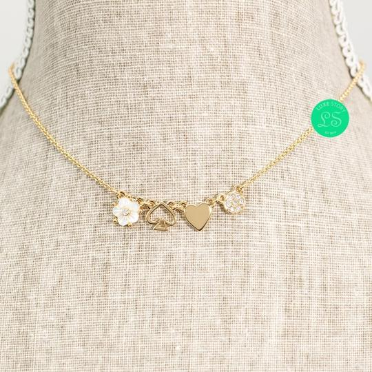 Kate Spade Mini Things Row Tiny Charm Necklace Image 2