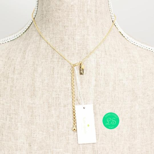 Kate Spade Mini Things Row Tiny Charm Necklace Image 3