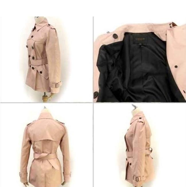 Coach Trench Coat Image 3