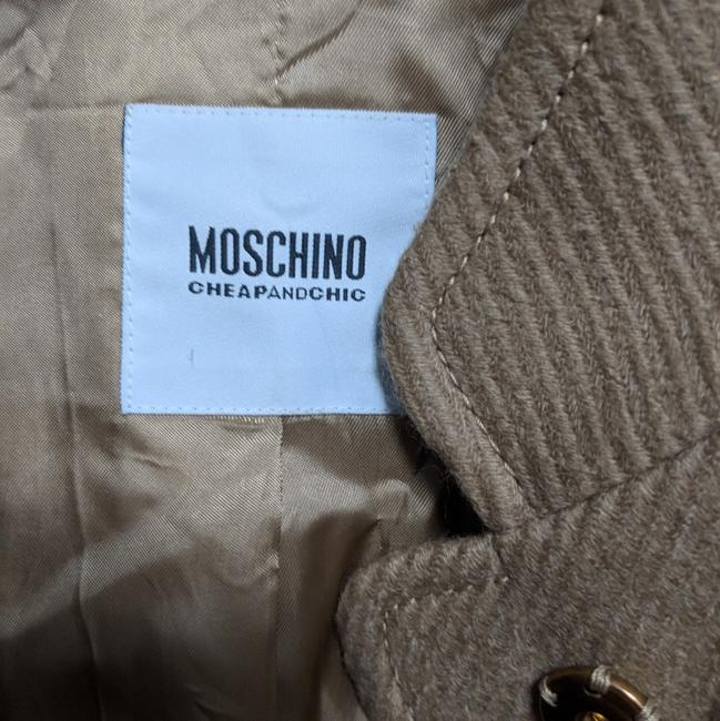 Moschino Cheap and Chic Pea Coat Image 7