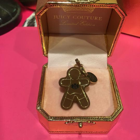 Juicy Couture NEW JUICY COUTURE LIMITED EDITION 2010 GINGERBREAD MAN CHARM!! Image 1