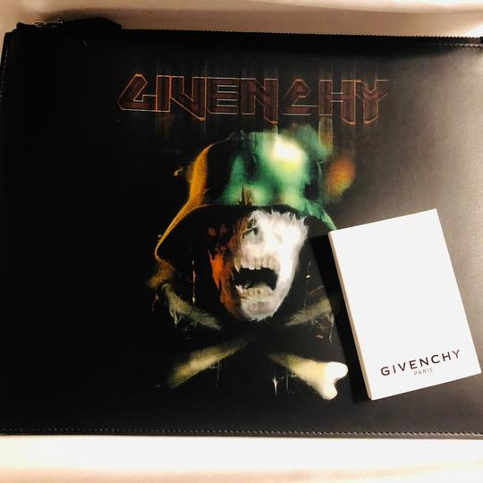 Givenchy Black Clutch Image 6