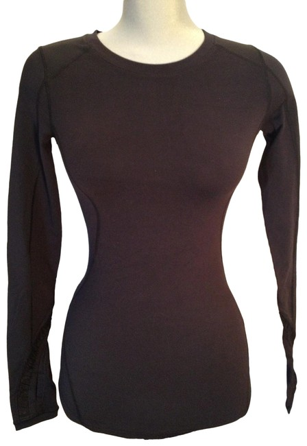 Item - Black Run: Reflect Ls Activewear Top Size 8 (M)