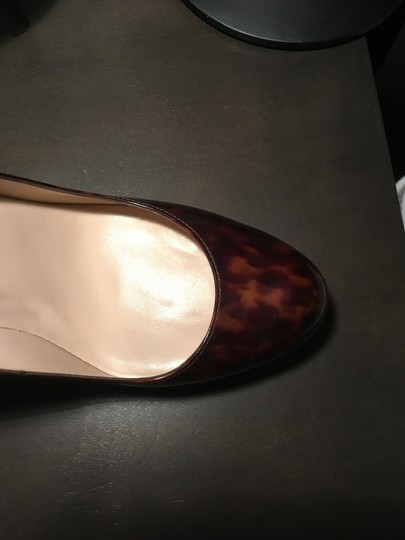 L.K. Bennett Chic Patent Leather Classic tortoise shell Pumps Image 5