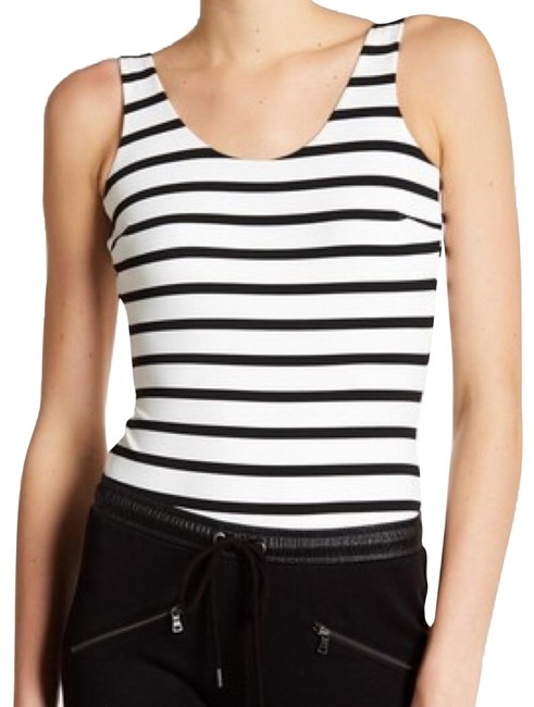 Preload https://img-static.tradesy.com/item/24633856/david-lerner-black-and-white-striped-bodysuit-tank-topcami-size-8-m-0-1-650-650.jpg