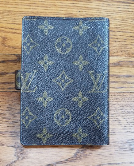 Louis Vuitton Louis Vuitton Monogram Canvas Agenda PM Image 2