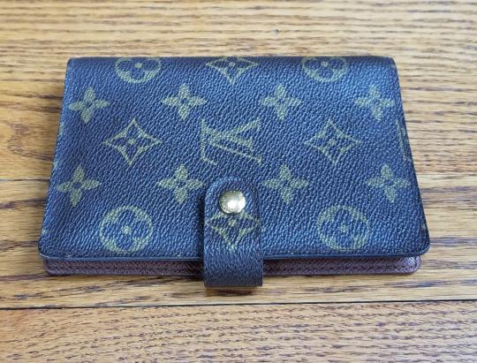 Louis Vuitton Louis Vuitton Monogram Canvas Agenda PM Image 3