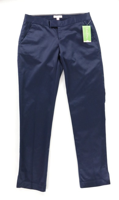 Lilly Pulitzer Skinny Pants Blue Image 7