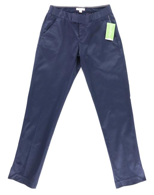Lilly Pulitzer Skinny Pants Blue Image 8