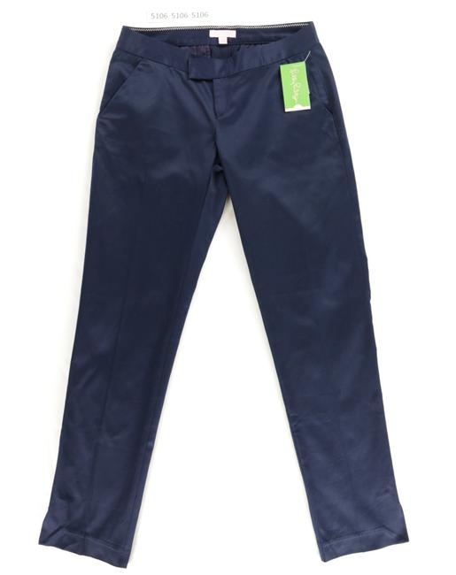 Lilly Pulitzer Skinny Pants Blue Image 5
