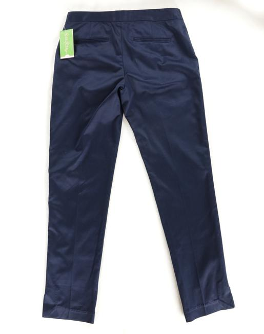 Lilly Pulitzer Skinny Pants Blue Image 6