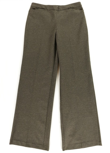 Item - Brown Soft Stretchy Medium-tall Trouser Pants Size 10 (M, 31)
