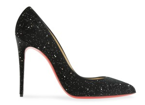 Christian Louboutin Stiletto Pigalle Follies Heels Black Pumps