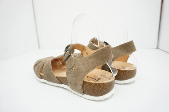 Think Flats Size 9 Brown Sandals Image 10