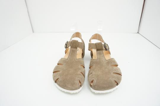 Think Flats Size 9 Brown Sandals Image 5