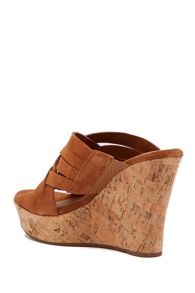80d50fc25ce UGG Australia Che Women's Marta Strappy Suede Wedge Sandals Size US 12  Regular (M, B) 43% off retail