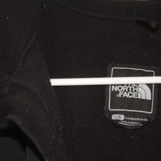 The North Face black and pink Jacket Image 1