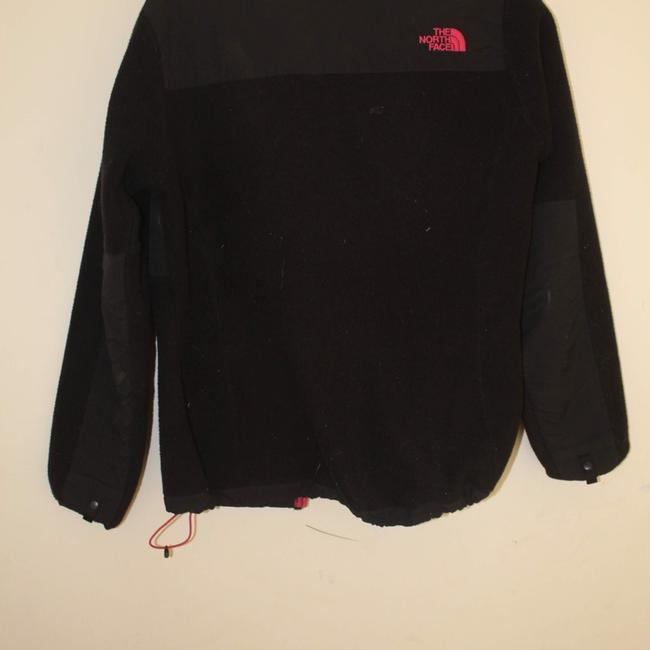 The North Face black and pink Jacket Image 4