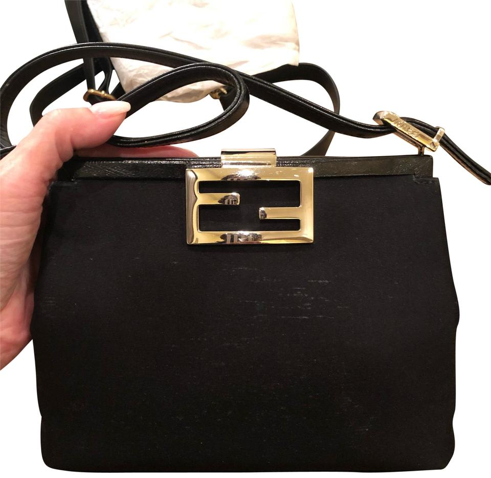 10ff04ca70de Fendi Evening Shoulder Bag - Tradesy