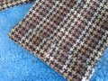 David Meister Wool Fully Lined Superb Fit Made In Korea Trouser Pants plaid Image 7