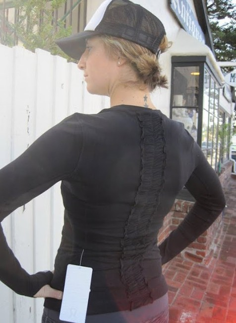 Lululemon Run Dash Long Sleeve Image 5