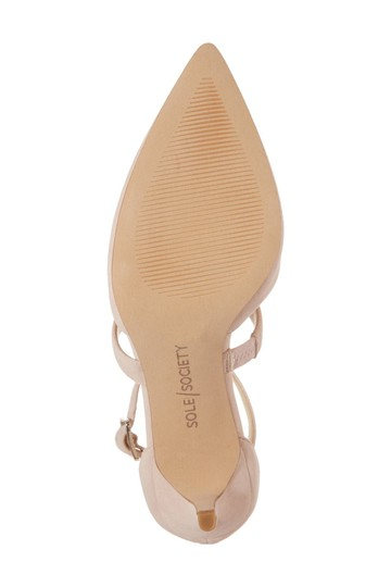 Sole Society blush Pumps Image 3