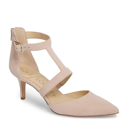 Sole Society blush Pumps Image 5
