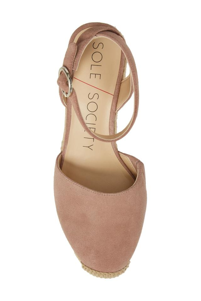 fc3bfecfabed Sole Society Dusty Rose Sandals Size US 8.5 Regular (M