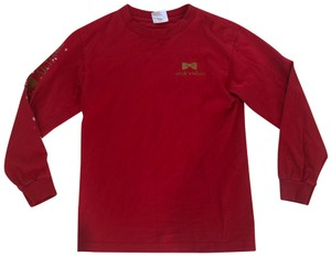 Simply southern T Shirt Red and Gold
