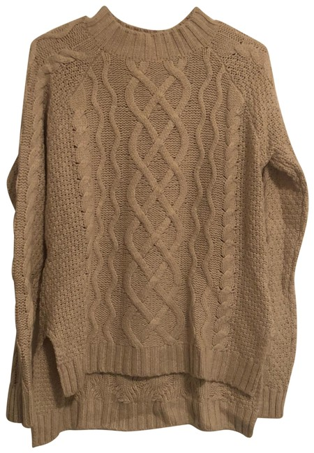 Preload https://img-static.tradesy.com/item/24634370/olive-oak-cable-knit-cream-sweater-0-1-650-650.jpg