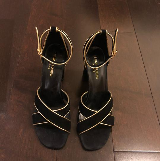 Saint Laurent black Sandals Image 1