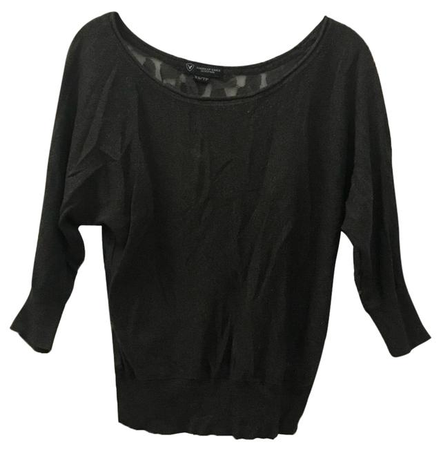 Preload https://img-static.tradesy.com/item/24634470/american-eagle-outfitters-lace-gray-sweater-0-1-650-650.jpg