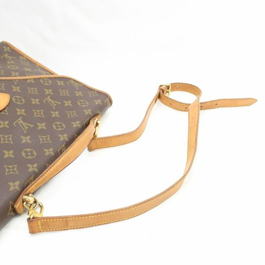 Louis Vuitton Beverly Belair Porte Voyage Documents Shoulder Bag Image 11