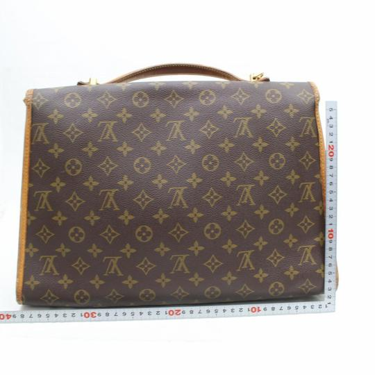 Louis Vuitton Beverly Belair Porte Voyage Documents Shoulder Bag Image 5