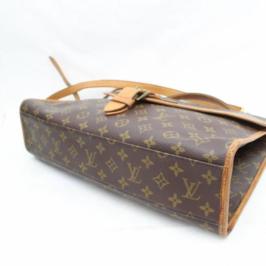 Louis Vuitton Beverly Belair Porte Voyage Documents Shoulder Bag Image 6