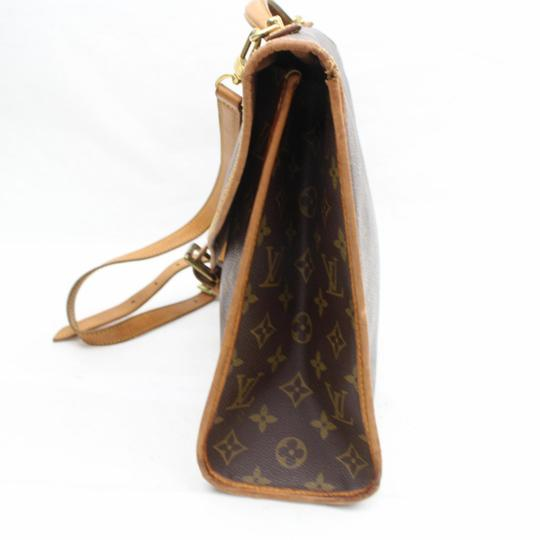 Louis Vuitton Beverly Belair Porte Voyage Documents Shoulder Bag Image 7