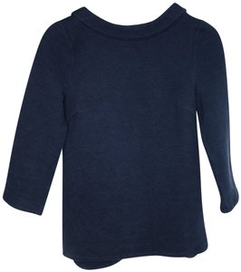8b3a2ca2f0 Boden Anthropologieclothes Anthropologie Bodenshirt Anthropologieshirt  Navyblueshirt Top Navy blue