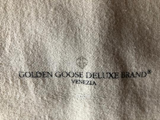 Golden Goose Deluxe Brand Leather Distressed Limited Edition Black Boots Image 4