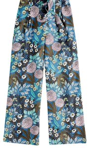 J.Crew Wide Leg Pants multi