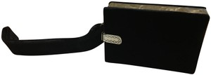 MOSKOW LEATHER FACTORY 1960 BLACK Clutch