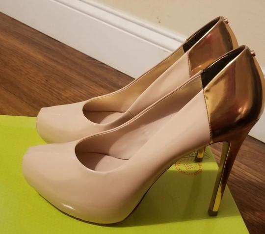 Ted Baker Pinkish Nude Pumps Image 4