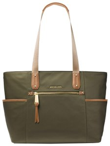 ee71bb8ade92 Michael Kors Nylon 30t8gp5t3c Tote in Olive