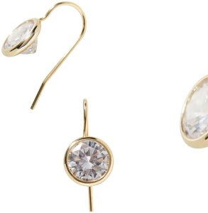 Anthropologie Anthropologie shimmer drop earring