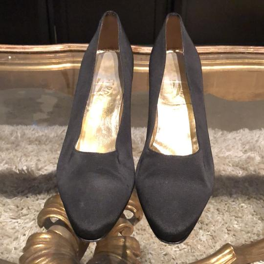 Salvatore Ferragamo black Pumps Image 1