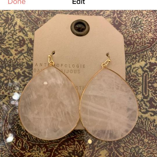 Anthropologie Anthropologie Serena drop earring Image 8